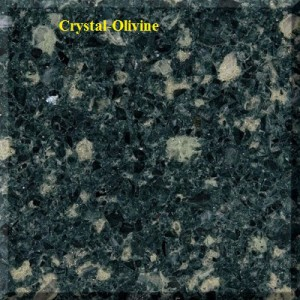Crystal-Olivine