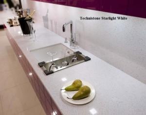 Technistone Starlight White foto